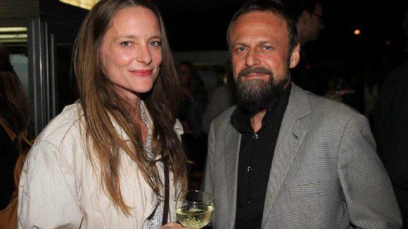Die Schauspieler Anne Ratte-Polle und Horst Markgraf.