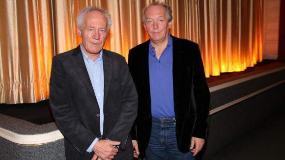 """Diesen beiden Herren haben wir den Film """"Zwei Tage, eine Nacht"""" zu verdanken: Jean-Pierre und Luc Dardenne."""
