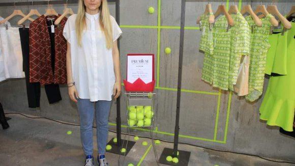 Die Gewinnerin des Premium Young Designers Awards: Franziska Michael.