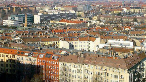 Prenzlauer Berg: Szeneviertel mit zahlreichen Gründerzeit-Altbauten.