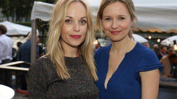 Bei diesen beiden schauen wir immer gerne hin: Friederike Kempter (l.) und Stefanie Stappenbeck.