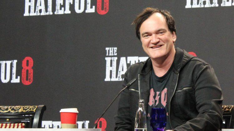 Quentin Tarantino ist ein großer Berlin-Fan.