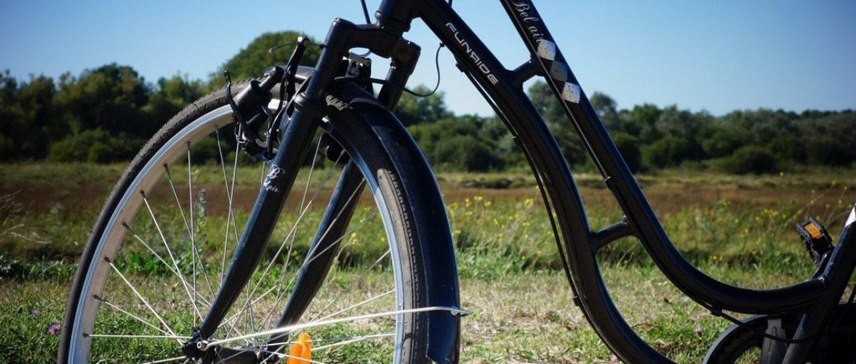 Ob in der City oder draußen im Grünen - unsere fünf Fahrradtouren machen Lust auf einen Ausflug.