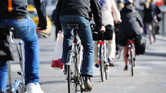 Sicher und entspanntmit dem Rad den Kiez und die gesamte Stadt erkunden: Der Allgemeine Deutsche Fahrrad-Club hat in Berlin schon über 11.000 Mitglieder.