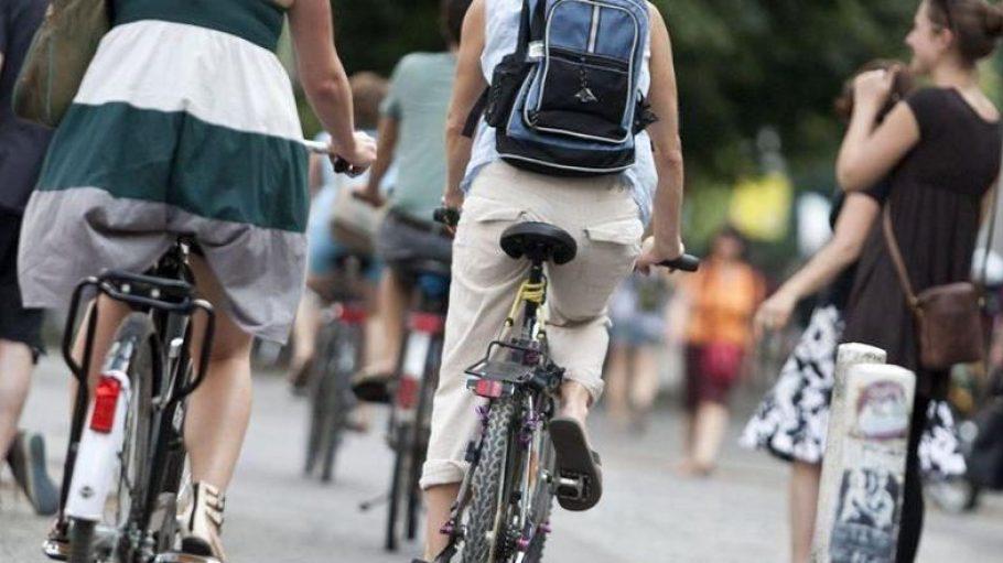Radfahren in Berlin ist nicht immer so vergnüglich. Zum Beispiel an Baustellen kann es schnell gefährlich werden.