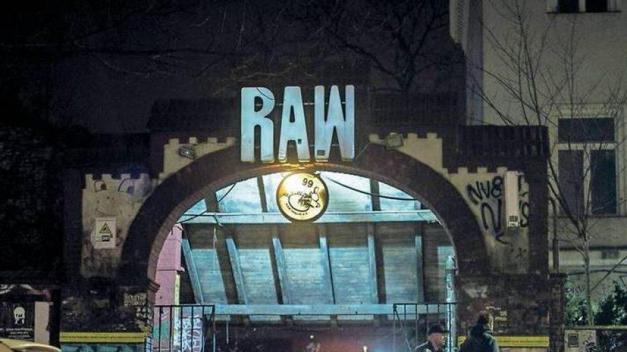 Kontrastprogramm: Das RAW-Areal ist bei Partygängern, Touristen und Kreativen beliebt. Es ist allerdings auch einKriminalitätsschwerpunkt.