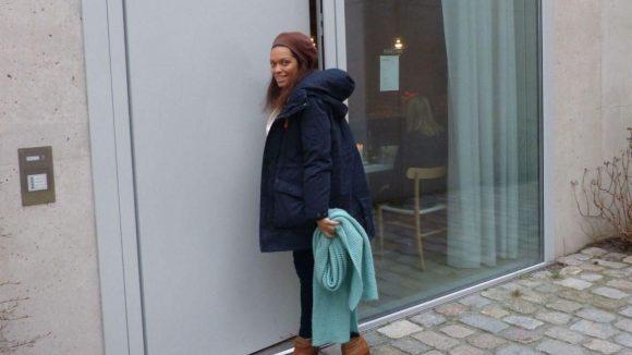 Geheimtipp für den Lunch: Rebecca Lina geht gerne in die Chipperfield-Kantine.