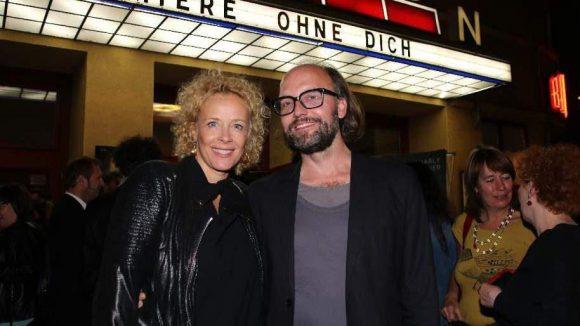 """Im Babylon in Mitte gibt es auch eine Premierenfeier zu vermelden, nämlich des Films: """"Ohne Dich"""". Regisseur ist Alexandre Powelz und eine der Hauptrollen spielt Katja Riemann."""
