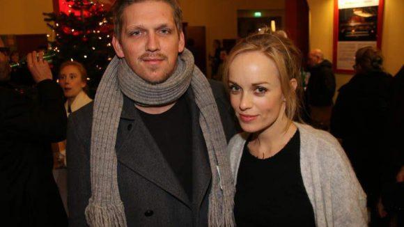 """Auch gesichtet: Regisseur Jan-Ole Gerster (""""Oh Boy"""") und Schauspielerin Friederike Kempter (Tatort)."""