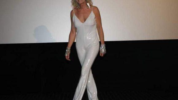 Regisseurin Birgit Stein zeigte, äh, vollen Körpereinsatz.
