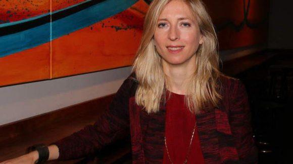 """Die renommierte Regisseurin Jessica Hausner (""""Lourdes"""", """"Hotel"""")."""