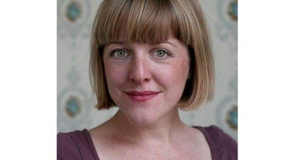 Die Regisseurin Pola Beck.