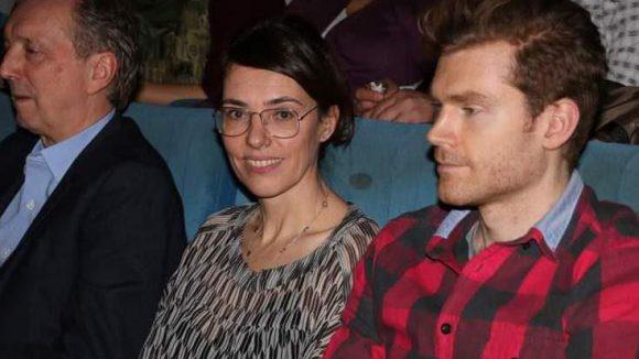"""Last but not least: Im Filmtheater am Friedrichshain gab's eine Preview des Dokumentationsfilms """"Titos Brille"""". Die Regisseurin Regina Schilling war vor Ort ..."""