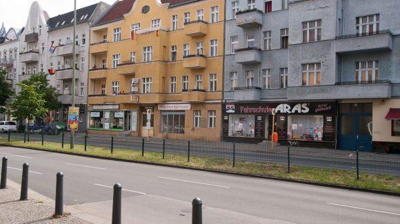 Für den Aufschwung Residenzstraße in Reinickendorf stehen Fördermittel in Millionenhöhe bereit.