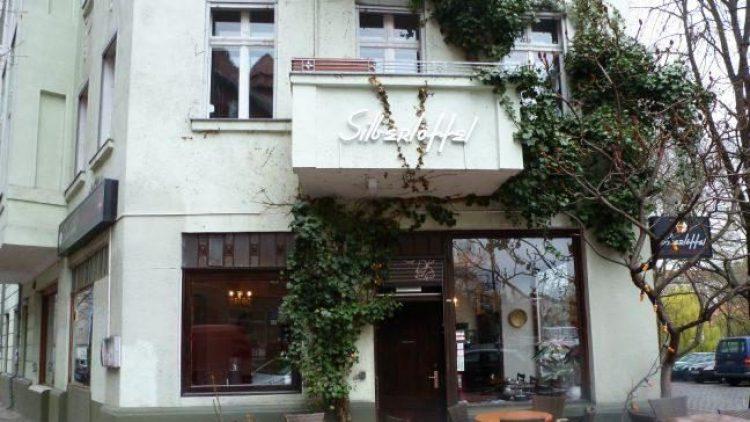 Schönes Restaurant an einer schönen Ecke: Restaurant Silberlöffel am Maybachufer
