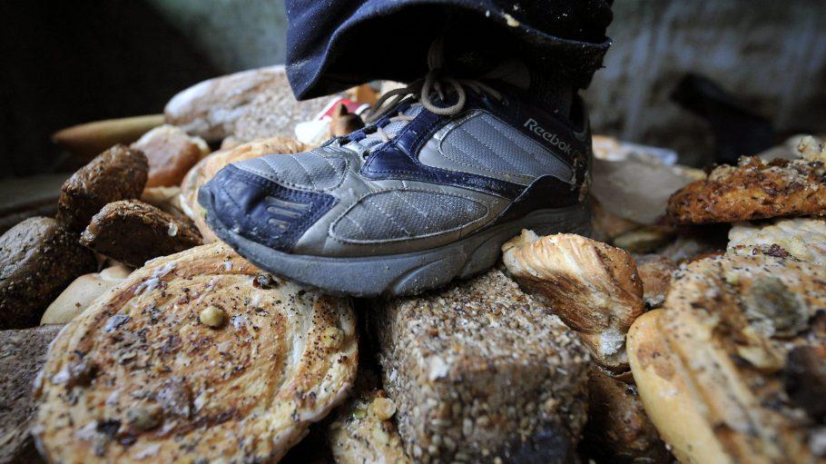 Nach Obst und Gemüse gehört Brot zu den Lebensmitteln, die am häufigsten entsorgt werden.