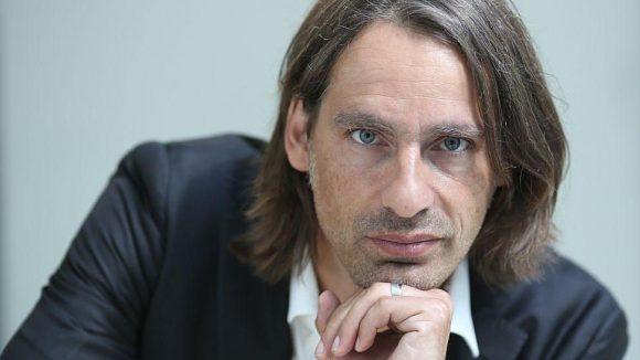 Richard David Precht - Autor und Tierpark-Fan.