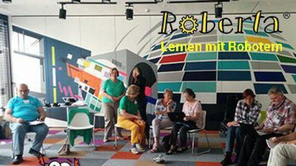 Roberta - Lernen mit Robotern.