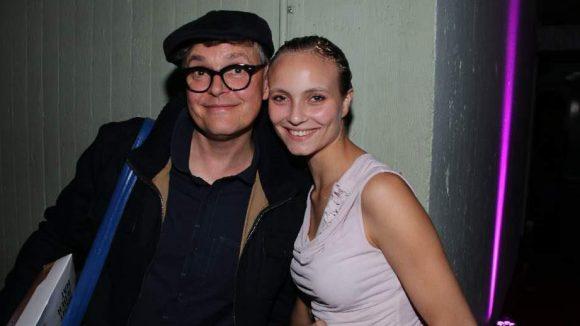 Rolfe und Vera (Model aus der Show).