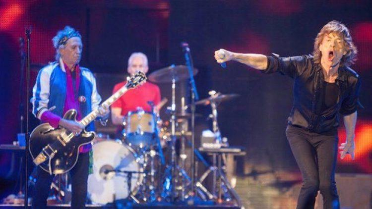Die Rolling Stones kommen endlich wieder nach Berlin.