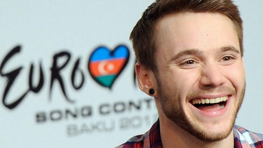 """Im Jahr 2012 war der Sänger Roman Lob """"Unser Star für Baku"""" und nahm dort am Eurovision Song Contest teil."""
