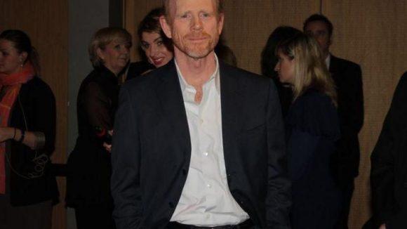 """Regisseur Ron Howard, der den Film """"Rush"""" in NRW drehte."""