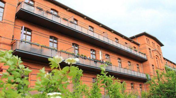 In Rummelsburg gibt es ambitionierte Architektur zu sehen.