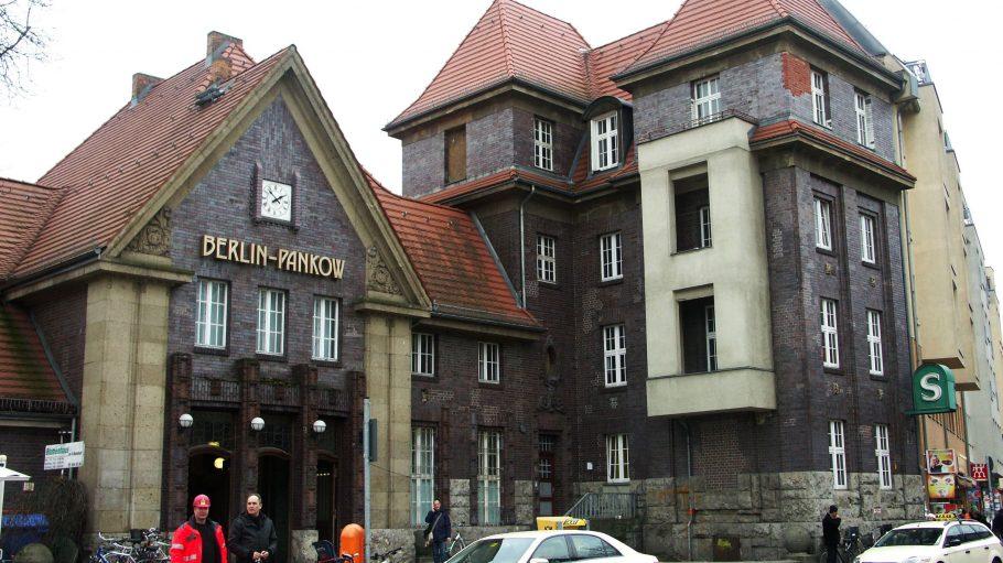 S Bahnhof Pankow Berlin Pankow