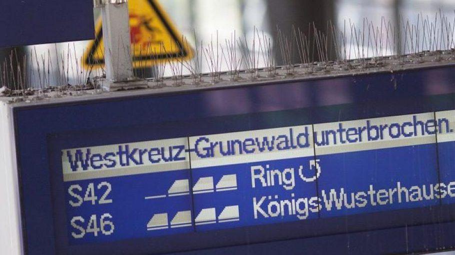 Wer am Westkreuz aussteigt, landet im Niemandsland.