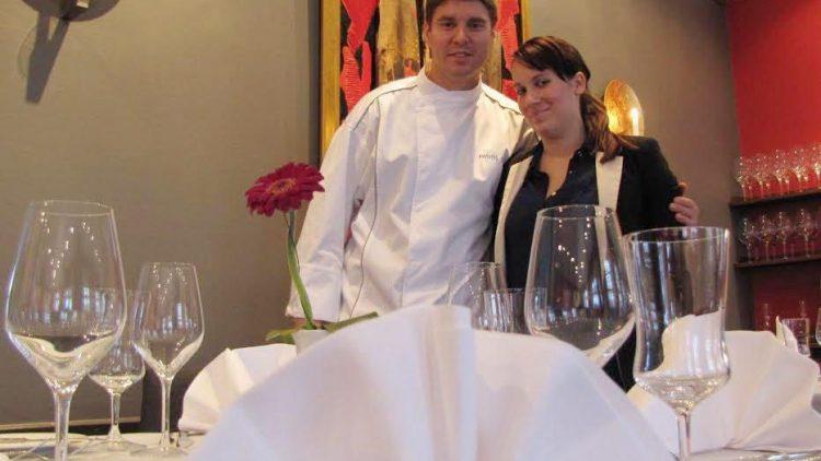Matthias Strempel und Patricia Röhl servieren im S-Zimmer gutbürgerliche Küche mit deutsch-französischem Einfluss.