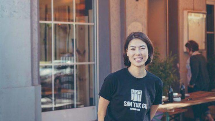 """Das """"Sam Yuk Gu"""" liegt zwar an der viel befahrenen Seestraße, aber dafür ist es innen gemütlich und das Personal freundlich."""