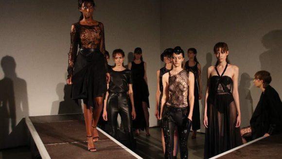 Auch das Label Augustin Teboul präsentierte am Donnerstag seine Mode.