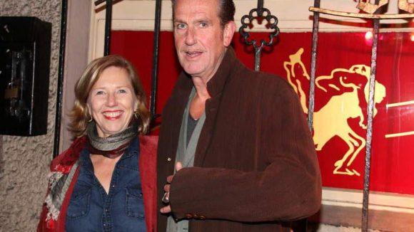 ... sowie Schauspiel- und auch Renaissance Theater-Kollegen Petra Zieser und Kai Maertens.