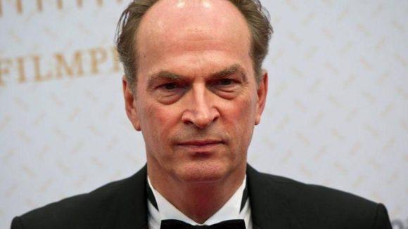 """Der Wahl-Berliner Schauspieler Herbert Knaup (""""Glückskind"""") erklärt: """"Während der Olympischen Spiele wird Berlin zum Nabel der Welt."""""""