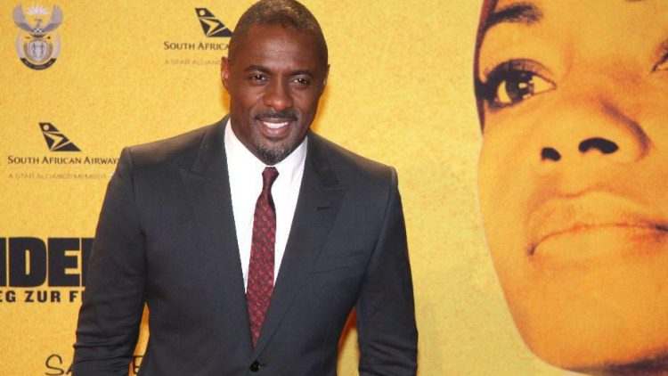 Idris Elba spielt im Film Nelson Mandela.
