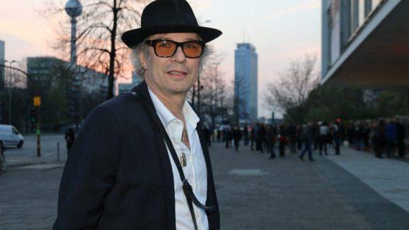 Zu den Gästen zählte auch Schauspieler und Regisseur Leander Haußmann.