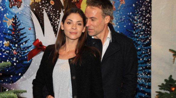 Verliebt: das Schauspieler-Paar Katja Woywood und ihr Mann Marco Girnth.