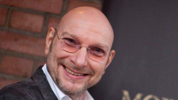 Schauspieler Ralph Morgenstern.