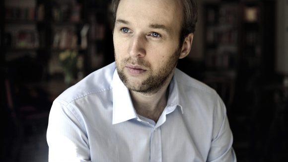 Der Schauspieler Stephan Grossmann.
