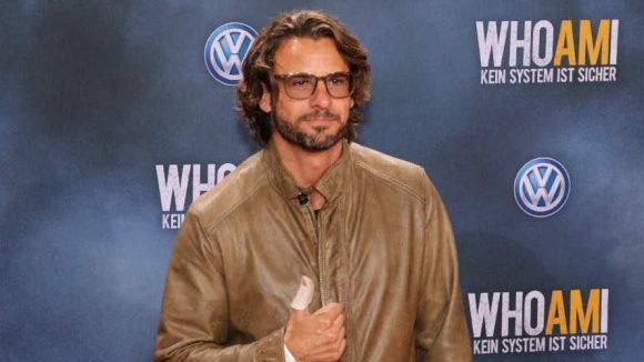 """... Schauspieler Stephan Luca (""""Heiter bis wolkig"""") ..."""