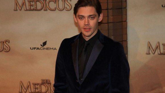 Süßer Hauptdarsteller: Tom Payne, der im Film Rob Cole verkörpert.