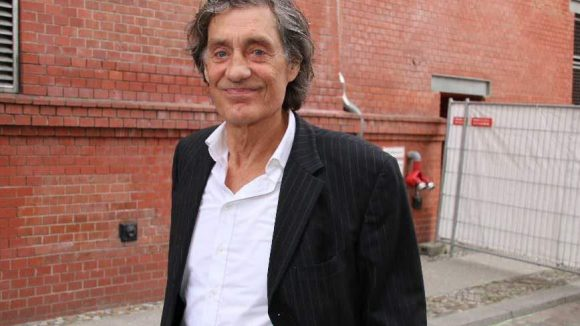 """Schauspieler Winfried Glatzeder (""""Tatort"""") kam auch vorbei."""