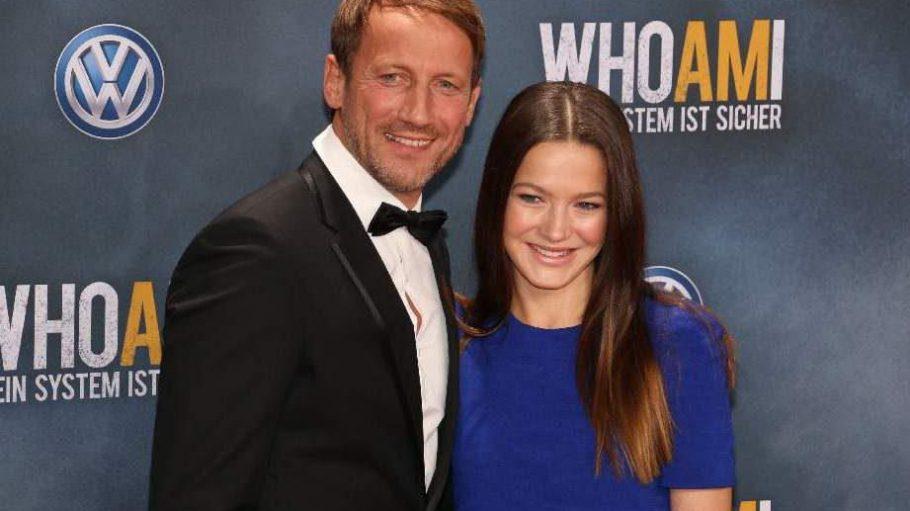 Hauptdarsteller des Films: Wotan Wilke Möhring und Hannah Herzsprung.