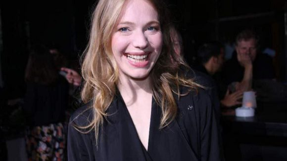 Schauspielerin Anna Brüggemann (u.a. Tatort) saß in der Schauspieljury.