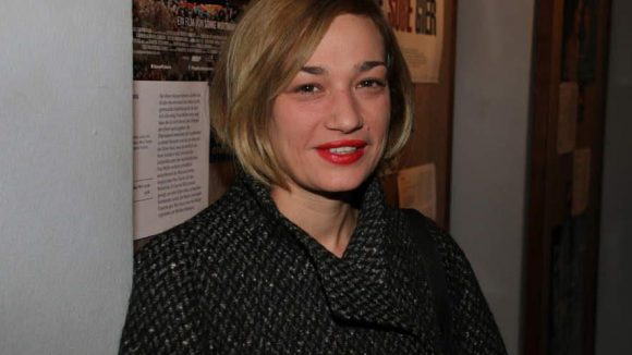 """Auch Schauspielerin Anna De Carlo (""""Æon Flux"""") schaute vorbei."""