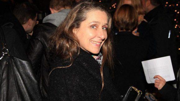 "Schauspielerin Barbara Philipp (""Tatort"")."