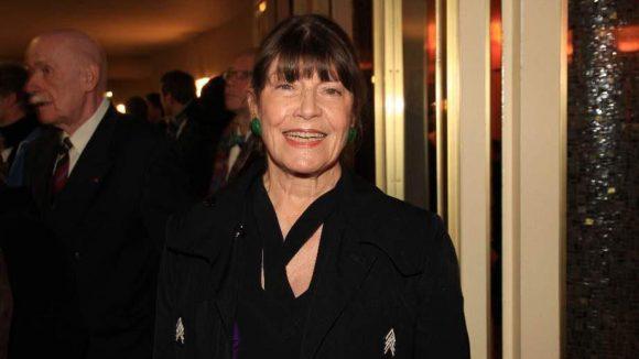 Auch Schauspielerin Claudia Amm kam vorbei.