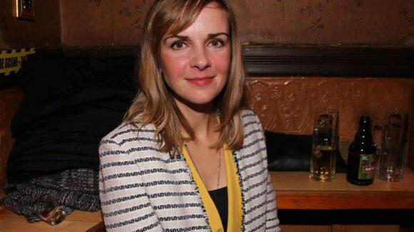 ... Schauspielerin Denise Zich (Inga Lindström: Sommer der Erinnerung) ...