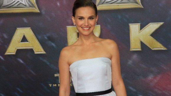 Star des Abends: die wunderschöne Natalie Portman.