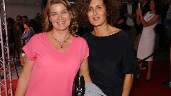 """Frauen-Power: die beiden Schauspielerinnen Birge Schade (""""Ein Fall für Zwei"""", l.) und Marie-Lou Sellem (""""Exit Marrakech"""")."""
